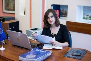 Юристконсульт Негосударственного центра бесплатной юридической помощи Аметова Алиме