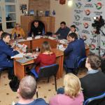 Состоялся круглый стол тему: «Проблемы соблюдения прав человека при приёме и рассмотрении заявлений в органах внутренних дел»