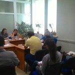 Состоялся круглый стол по применению «антитабачного» закона.