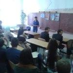 Лекция в МБОУ СОШ № 19 для учащихся 5-11 классов на тему «Права и обязанности ребенка»