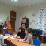 Семинар «НКО в правовом поле РФ» для участников программы «Люди Дела»