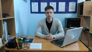 Юрисконсульт Негосударственного центра бесплатной юридической помощи Беширов Вячеслав